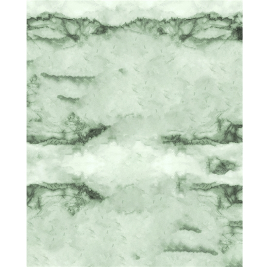 Sea Green Marble Printed Backdrop