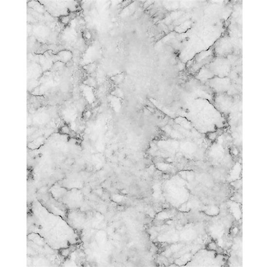 Gray Marble Printed Backdrop