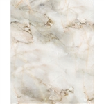 Neutral White Marble Printed Backdrop