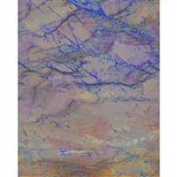 Sunset Marble Printed Backdrop