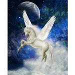 Pegasus Printed Backdrop