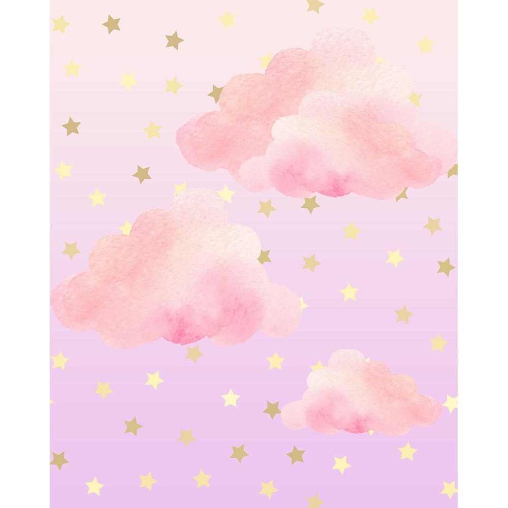 dreamy sky printed backdrop | backdrop express
