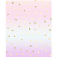 Starry Ombre Printed Backdrop