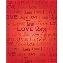 Love Always Printed Backdrop