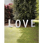 Love Garden Printed Backdrop