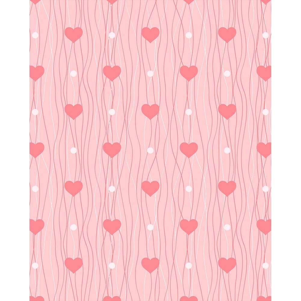 Heart Air Balloon Printed Backdrop Backdrop Express
