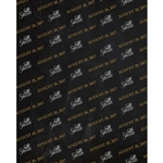 """Everlasting Chalk"" Custom Wedding Printed Backdrop"