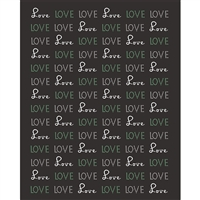 Eternal Love Printed Backdrop