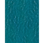 Ocean Water Printed Backdrop