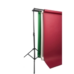 Multiple Crossbar Backdrop Stand